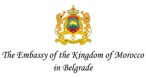 The Embassy of the Kingdom of Morocco in Belgrade