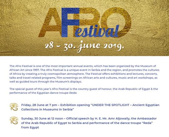 Afro festival 2019