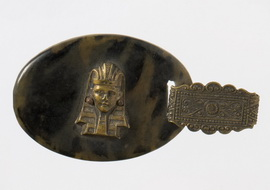 Contemporary souvenir in the ancient Egyptian style from the Oszkar
