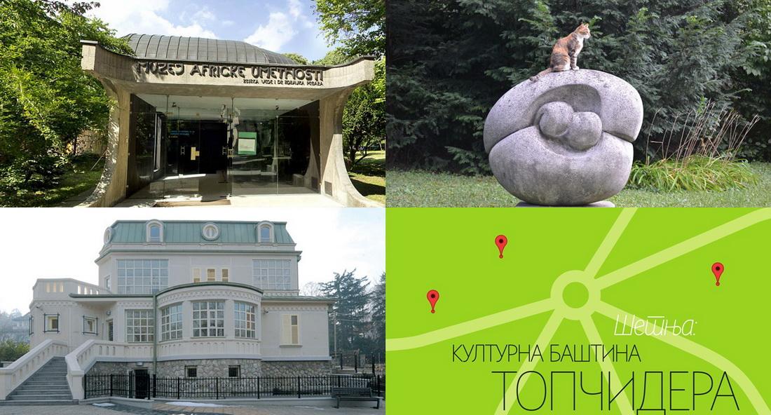 Kulturna baština Topčidera